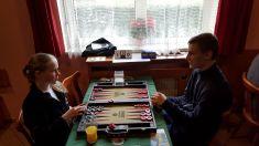 Turnaj Backgammon 2016
