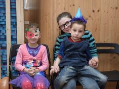 Dětský karneval 9. 2. 2019