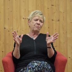 Křeslo pro hosta - Jaroslava Obermaierová 20. 2. 2019