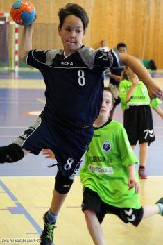Červnový turnaj minižáků 6+ 1, Sportovní hale veZruči n. Sáz., 2016