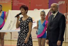 XXVI. ročník kvalifikační kolo mažoretkového sportu 14.4. 2019