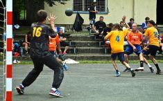 47. ročník házenkářského turnaje vTřešti, 3.místo, 2016