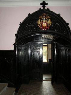 Zámek před rekonstrukcí - 1. 6. 2006