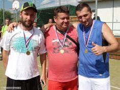 3. ročník nohejbalového turnaje amatérů SASH, osm týmů, 2016