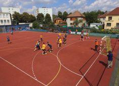 42. ročník turnaje, pohár Wikov, účast 6týmů, Jiskra 2.místo, 2016