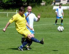 Jiskra Zruč n. S. B - Spartak Žleby 2:5, 2014