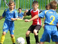 St. přípravka, utkání o3. - 4.místo poháru OFS, Zruč n. S. - K. Hora, 2014