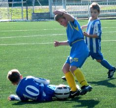Mistr. turnaj ml. přípr. Čáslav A+ Zruč n. S. + Čáslav C, 2014