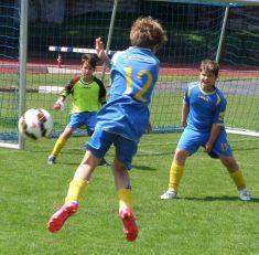 Závěrečný finálový turnaj st. přípravek, 5.místo, Čáslav, 2015
