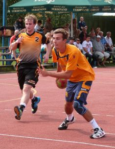 59. ročník turnaje mužů Oputovní pohár firmy Wikov Sázavan, 2013