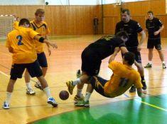Jiskra Zruč n. S. - Handball Liberec 27:19, 2013