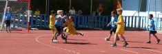 Druhý mistrovský turnaj přípravek 4+1 veZruči n. S., 2013
