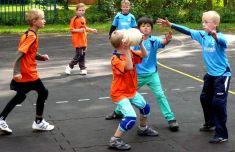 Třetí mistrovský turnaj přípravek 4+1 vKolíně, 2013