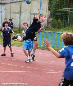 Mistrovský turnaj mladších žáků 6+1 Zruč n. S., 2014