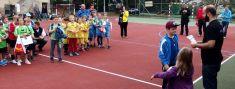 Mistrovský turnaj přípravek, Kutná Hora 4+1, 2014