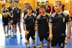 Zimní turnaj mladších žáků, Zruč n. Sáz., 2015