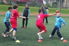 2. mistrovský turnaj minižáků 4+1, Kutná Hora, 2015