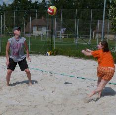 Beach volejbal - 9.ročník neregistrovaných, 2013
