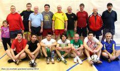 Jiskra Zruč n. S., Silvestrovský turnaj trojic, 2014