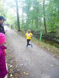 10. ročník Běhu Zámeckým parkem veVlašimi - účast atletů zeZruče n. S., 2013