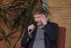 Křeslo prohosta - Jaromír Bosák 10.4. 2019