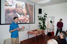 Přednáška Zimbabwe 25. 04. 2014