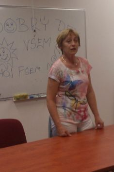 Terapie tmou - M. Krutilová 10.9. 2014