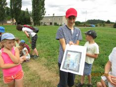 Příměstský tábor 20. -25. 7. 2015
