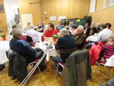 Vánoční setkání spolků 18. 12. 2015