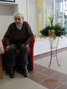Velikonoční inspirace - P. Turecký a sváteční slovo 24. 3. 2016