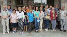 Schůzka spolků - Hotel Baťov 27. 6. 2016