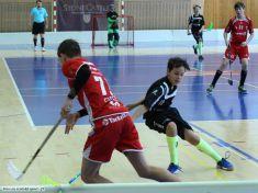 Florbal, liga starší žáci 3XS1, skupina 3- sezóny 2016- 2017