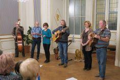 Vánoční koncert Roháči 2.12.2016