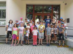 Příměstský tábor 2015