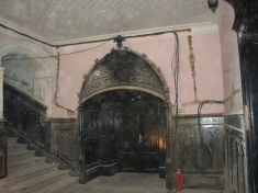 Oprava zámku 12.4. 2007