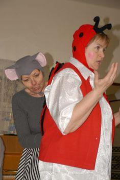 MŠ Na Pohoří - Jak myška vařila 2. 4. 2008