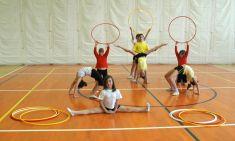 Piškotéka - ples dětí ZUŠ 4. 4. 2008