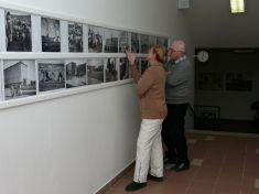 Výstava archivních fotografií ve Sportovní hale 14. 12. 2008
