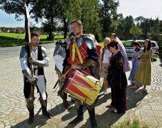 IX. Historické slavnosti 8. 8. 2009