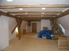 Rekonstrukce interiérů zámku 12.1. 2010