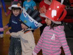 4. Dětský kloboukový karneval naCentrinu 24.1. 2010