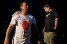 Neškvoři v letním kině 7. 9. 2011