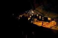 Předvánoční jarmark 4. 12. 2011