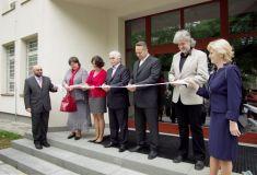 Otevírání Spolkového domu 16.5. 2012