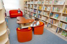 Nová knihovna v SD 25. 5. 2012