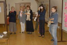 Vernisáž výstavy Švestky už jsou zralé 15.9. 2012
