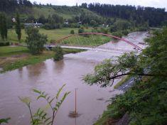 Povodeň - 27.6. 2013