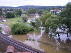 Povodeň - 27. 6. 2013
