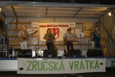 8. ročník Festivalu Zručská vrátka  24. 8. 2013