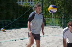 Beachotvírák - turnaj v plážovém volejbalu  7. 6. 2014